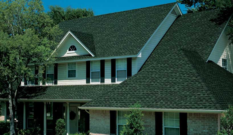 roofing contractors in san jose ca feature GAF asphalt roofing shingles
