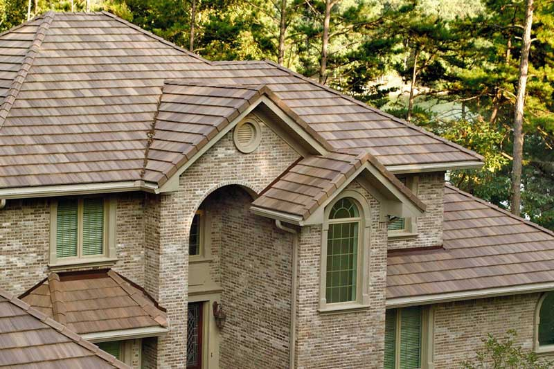 Boral Saxony Shake 600 Roof Tile | Knight Roofing Services In