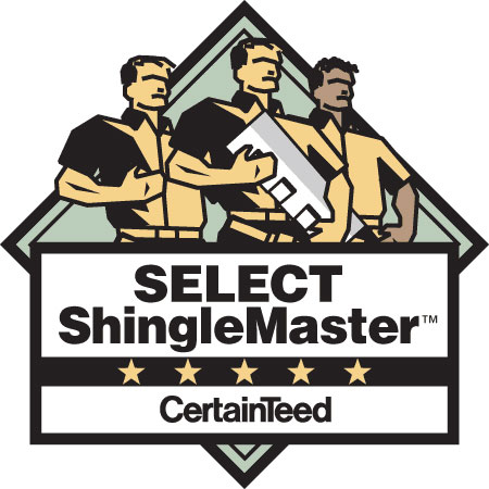 knight roofing services is select shingle master certified